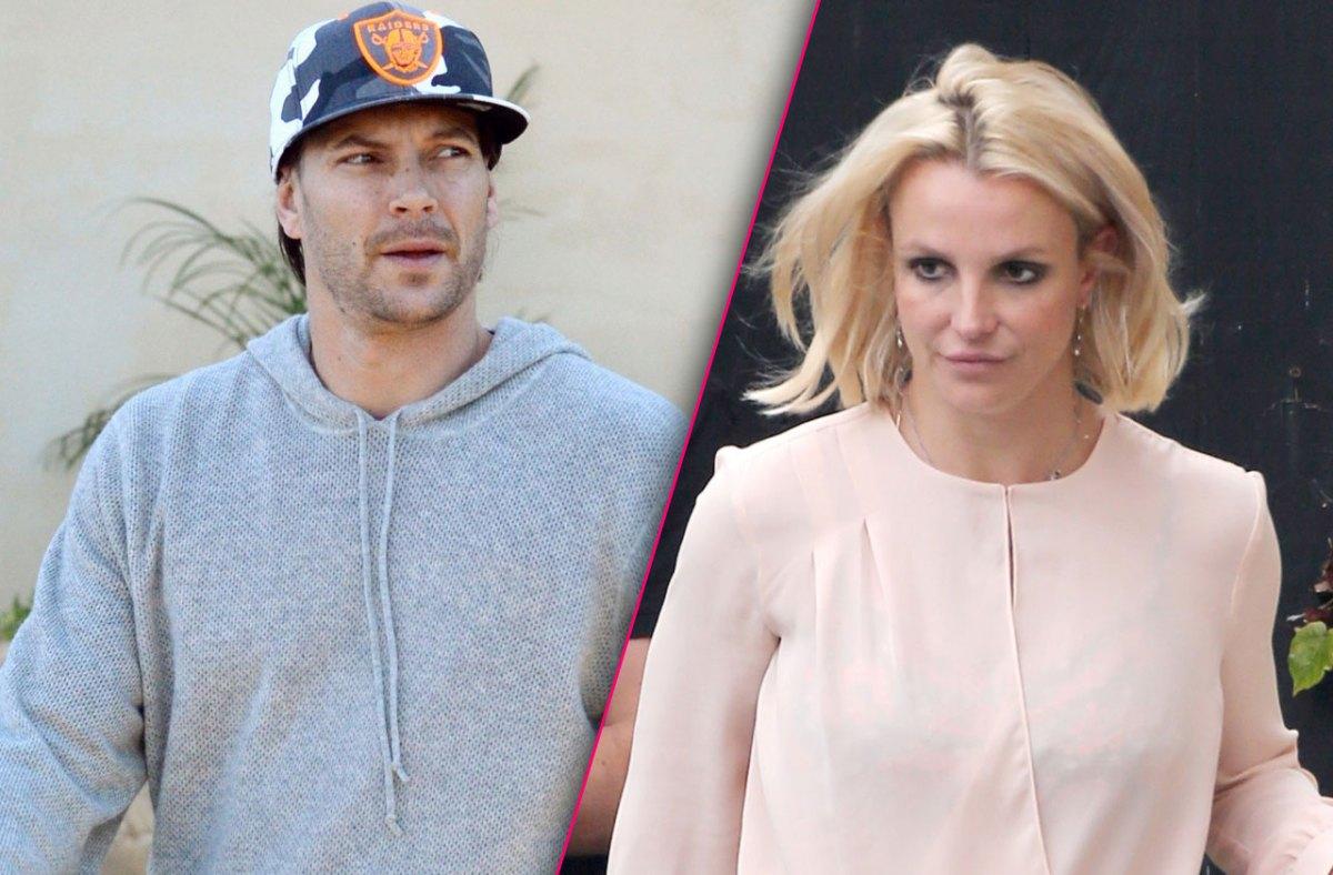 Britney Spears увеличила размер алиментов