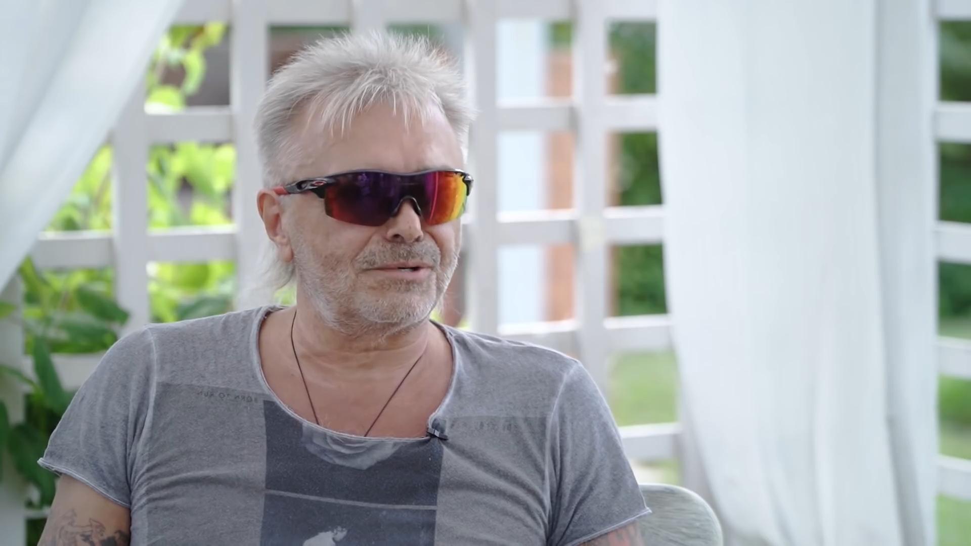Кинчев рассказал о смерти Игоря Чумыкина