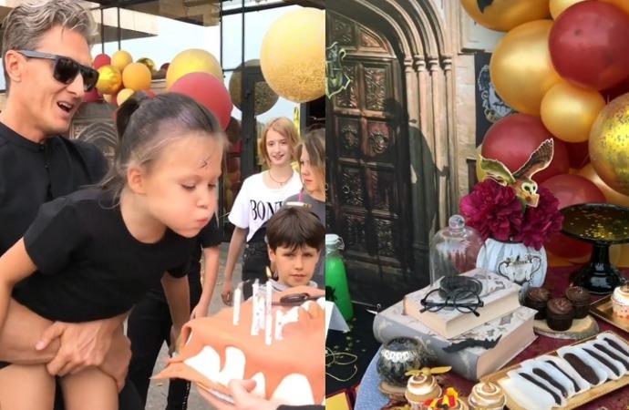 День рождения дочери Глюкозы